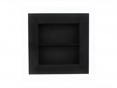 SPOX - weiß/schwarz - 2 Fächer